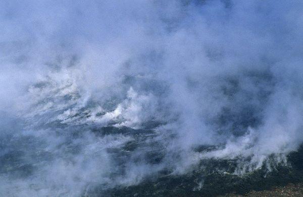 Eruption 1998