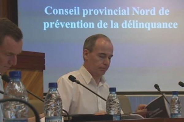CLSPD de la province nord