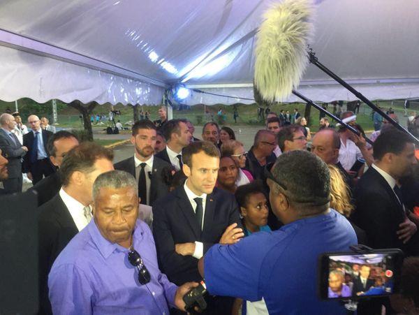 Macron Montravel