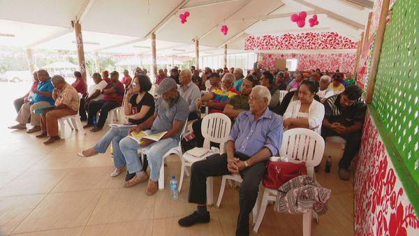 Convention du FLNKS au Kaimolo, Dumbéa, 15 septembre 2018
