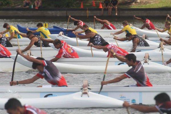 Championnats du monde de va'a 2016, sur la Sunshine Coast en Australie