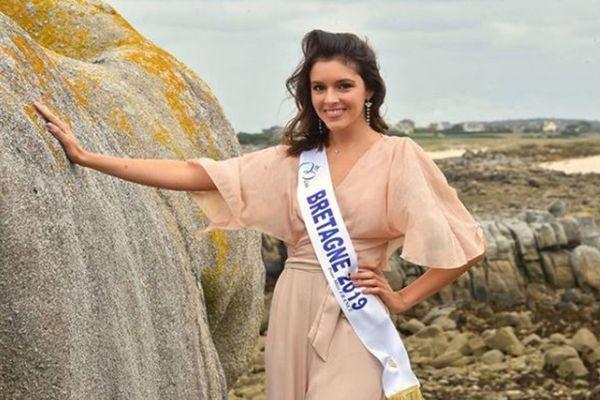 Miss Bretagne : Romane Edern