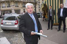 Eric Raoult, ici en 2012