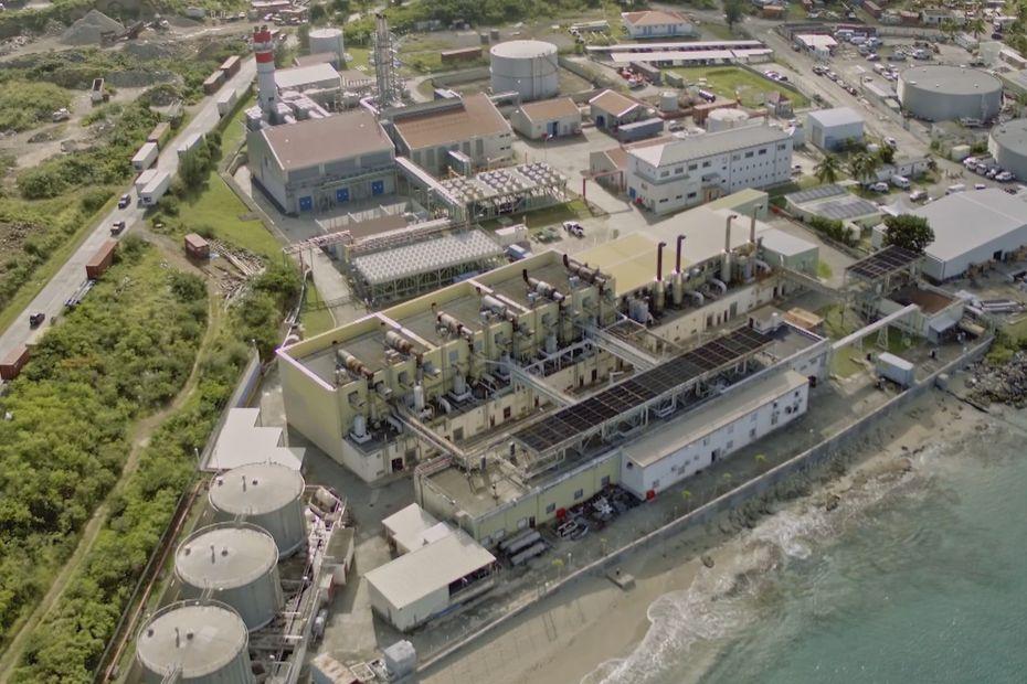 EDF veut pallier les défaillances intermittentes de l'éolien avec des batteries Kiss - Guadeloupe la 1ère - Outre-mer la 1ère