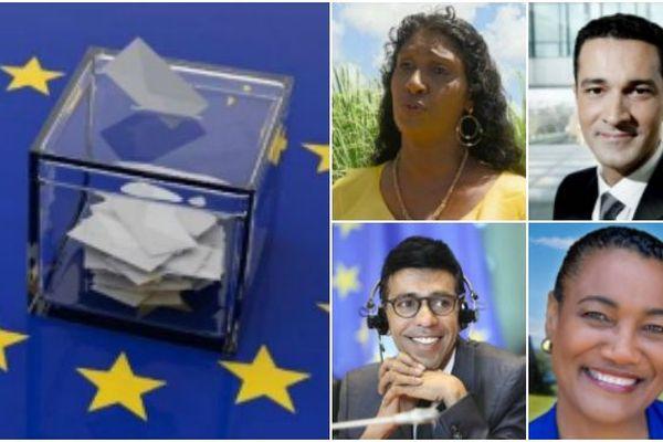candidats Outre-mer européennes