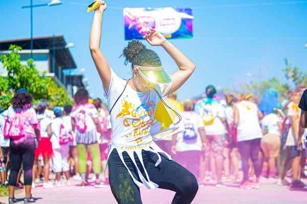 Color run 19