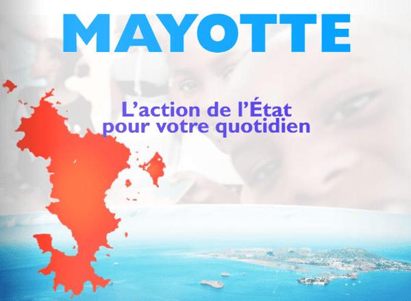 Mesures de l'Etat pour reconstruire Mayotte