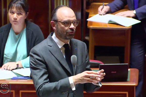 Edouard Philippe Mayotte