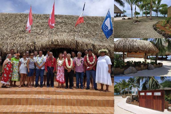Bora Bora : la plage de Matira réouvre au public