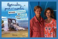 Une méthode innovante contre l'illettrisme créée par 2 martiniquaises, Isabelle Facelina Chaumet et Nicole Anne Parfait.