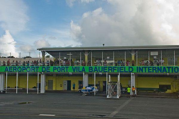 Aéroport Bauerfield Port-Vila Vanuatu