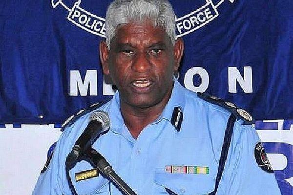 Mario Nobin, commissaire de l'île Maurice, entendu sur un trafic de drogue Novembre 2020