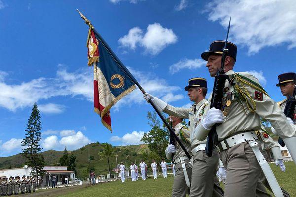 cérémonie 60 ans camp Nandai bourail