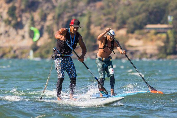 Columbia Gorge Paddle Challenge : les Tahitiens en finale !