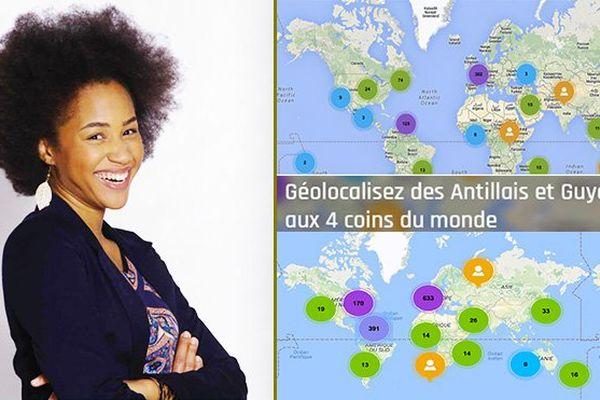 Doris Nol fondatrice de Caraibexpat