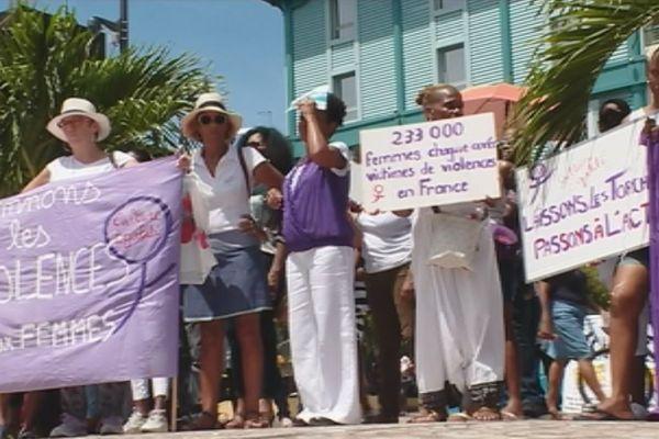 Femmes : mobilisation après violence