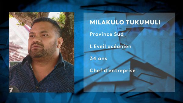 Fiche candidat Milakulo Tukumuli
