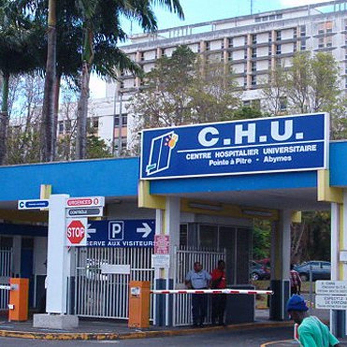 Guadeloupe : un patient du CHU se tue en se défenestrant du 4e étage