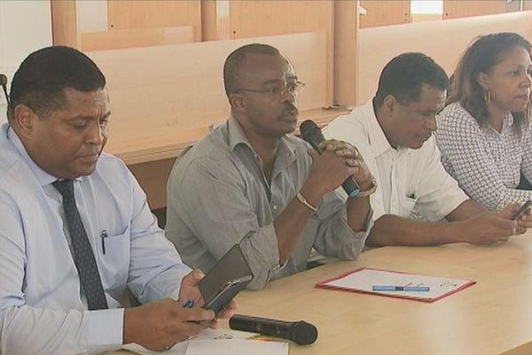 Guadeloupe Formation Région et Direction