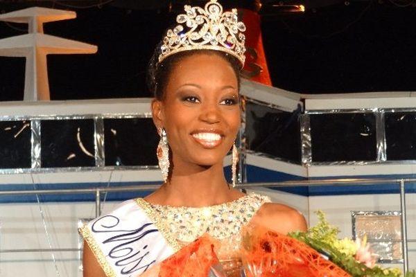 Henriette Groneveltd Miss Guyane 2013