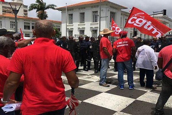 Social : mobilisation anti-macron