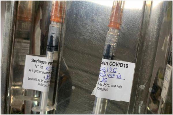Vaccins anti Covid-19