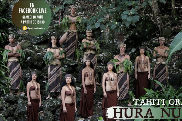 "Tahiti Ora : ""Hura nui"", en live sur Polynésie la 1ère"