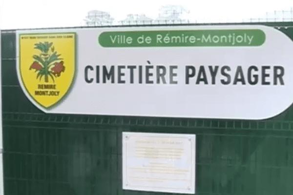 Cimetière paysager de Rémire-Montjoly