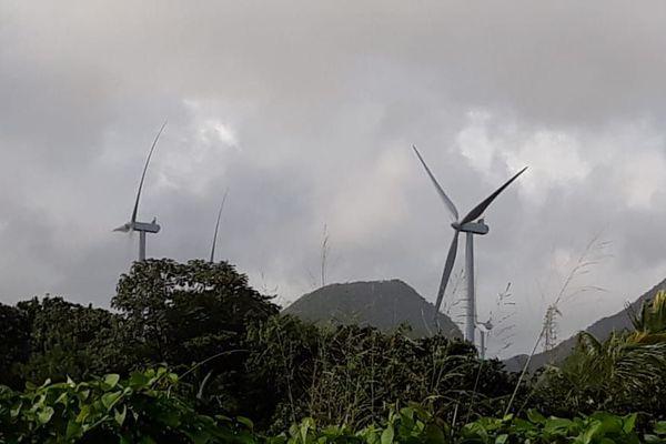 éolienne Grand-Rivière