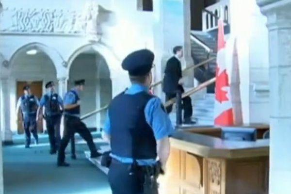 Canada : fusillade au Parlement, un tireur abattu