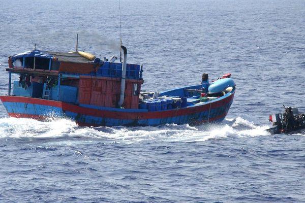 Pêche illégale : opération « Uatio »