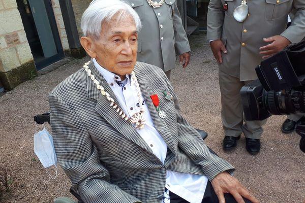Ari Wong Kim, dernier héros du bataillon du Pacifique