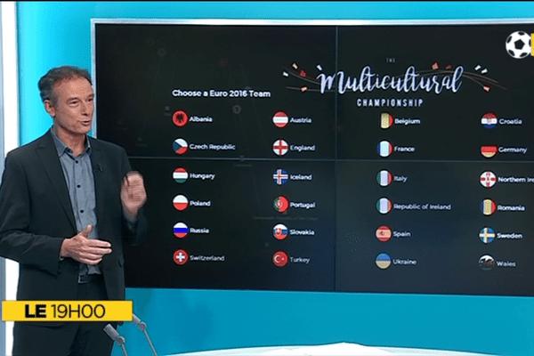 Le+ du 19h : L'Euro de la diversité