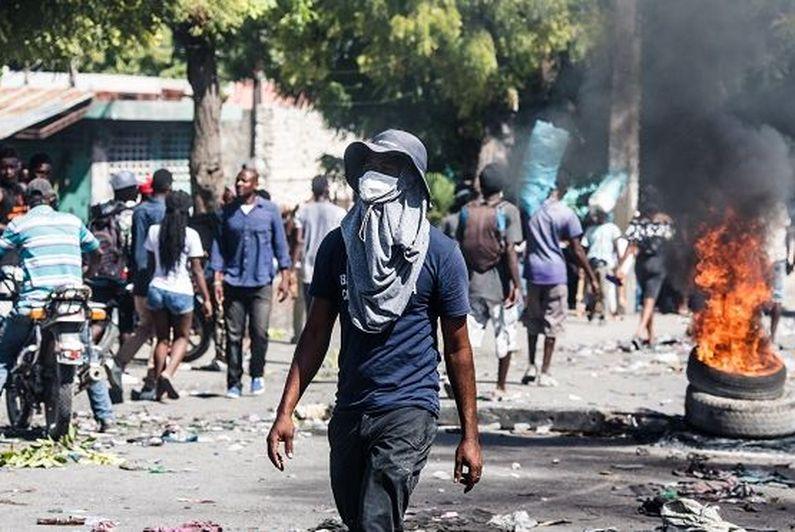 """""""La situation en Haïti est particulièrement préoccupante"""" (gouvernement français)"""