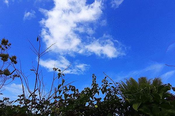 Ciel au-dessus de Grand-Bois