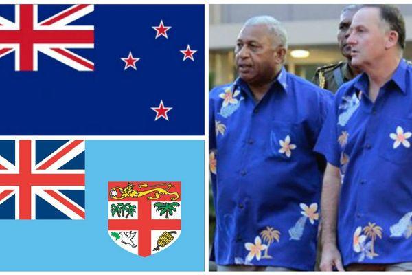 Nouvelle-Zélande et Fiji tentent de renouer  10 ans après le putsch
