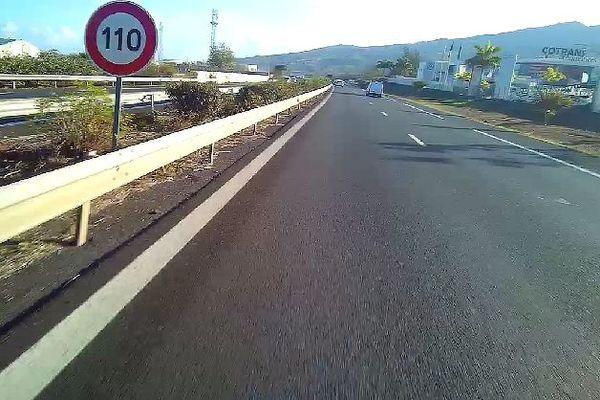 110 km/h sur la quatre-voies