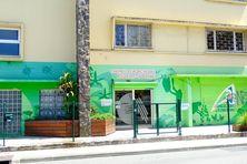 Les locaux de la chambre d'agriculture à Nouméa