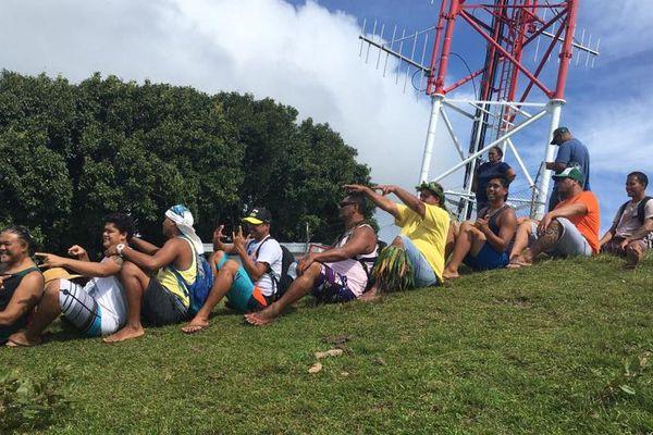 Raiatea : les Tamarii Tahina dansent sur le Tapioi