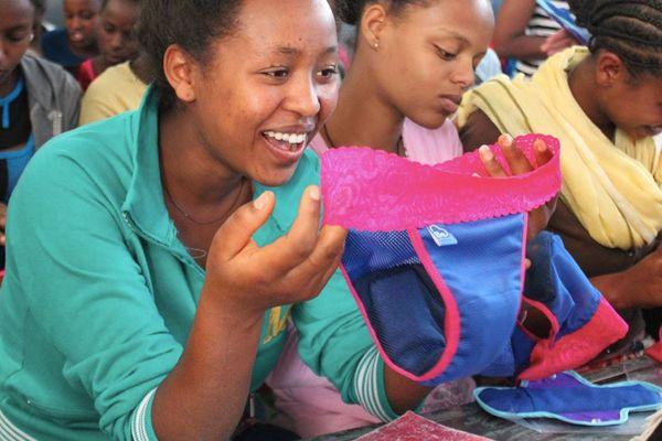 L'hygiène menstruelle, un enjeu de politique publique dans le monde entier