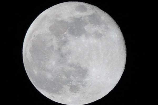 La pleine lune exceptionnelle
