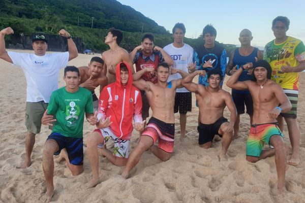 EDT Junior à Molokai