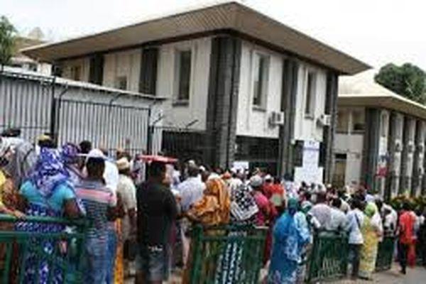 Bureau des étrangers préfecture de Mamoudzou