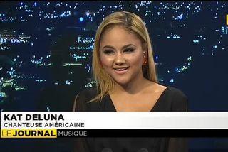 Kat de Luna parraine le Tahiti Music Awards
