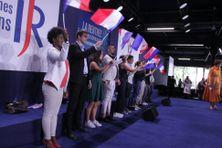 Les militants LR (7 septembre 2021) à Paris.