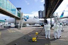 Air Austral va assurer les premières évacuations sanitaires vers l'hexagone.