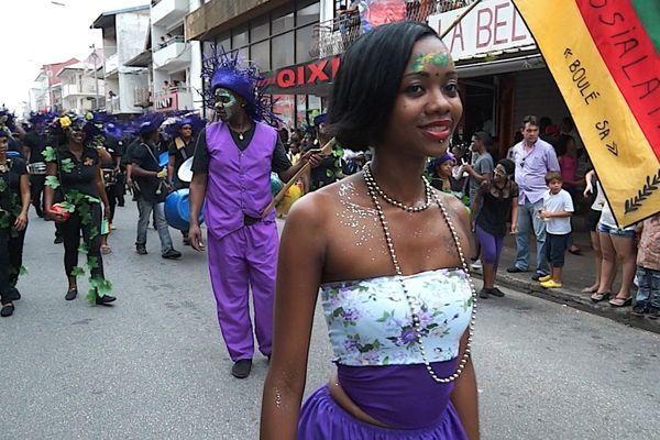 Photo Carnaval Cayenne