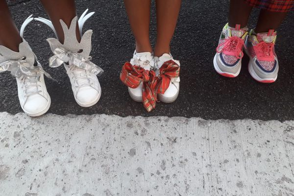 """""""Crazy Shoes Day"""" animaux"""