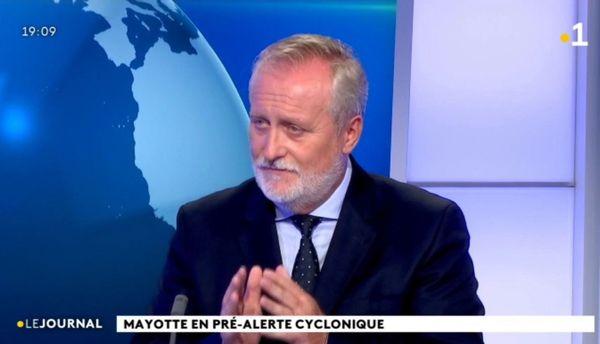 Jean François Colombet Préfet Mayotte