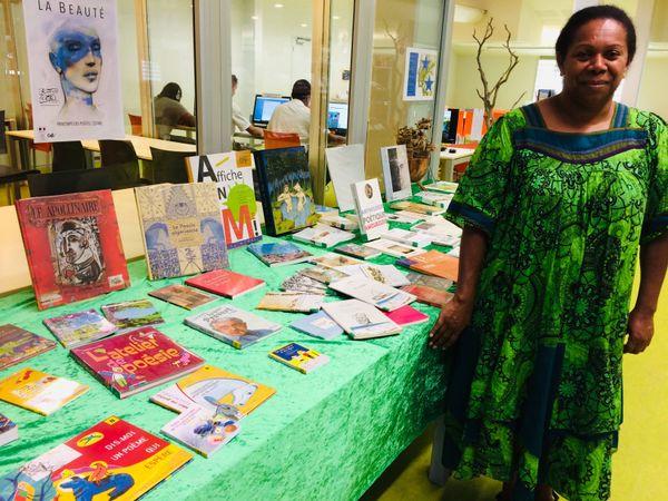 Printemps des poètes Koné